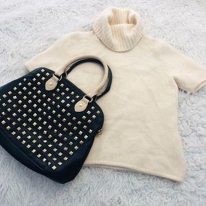 Classiques Entier 100% Cashmere Crowl Neck sweater